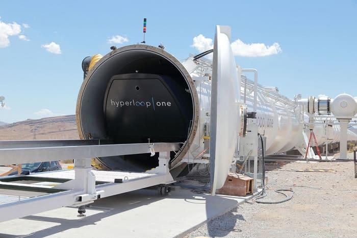 Hyperloop - вакуумный поезд со скоростью самолета