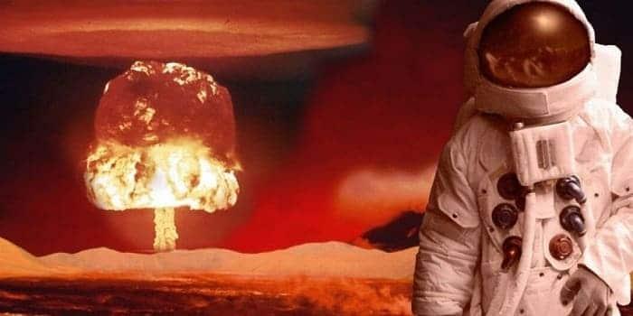 Термоядерная бомба для Марса