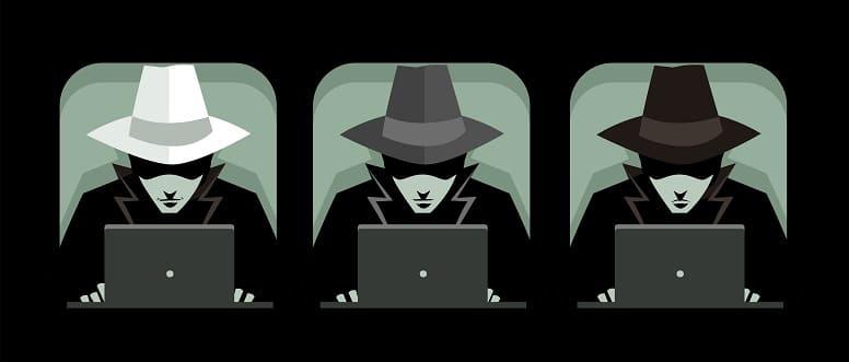 Черные, белые и серые шляпы - кто такие хакеры?