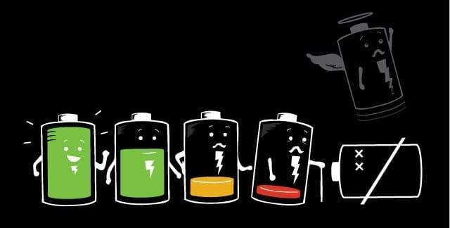 Телефон быстро разряжается