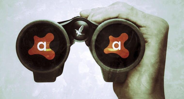 Avast собирает и продает историю просмотров.