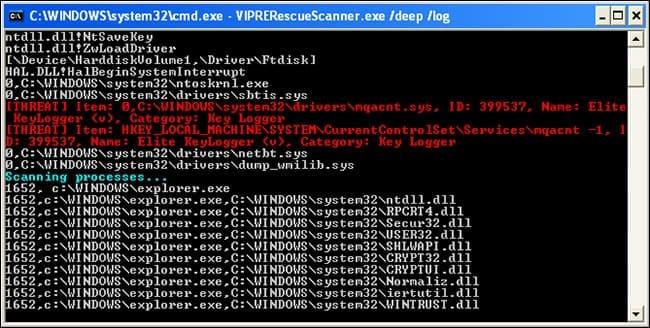 Rootkit Scanner: как найти и удалить руткиты?