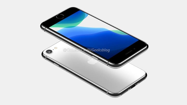 iPhone 9 выглядит как телефон из 2014.