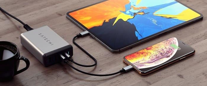 Satechi 75W USB-C QC 3.0