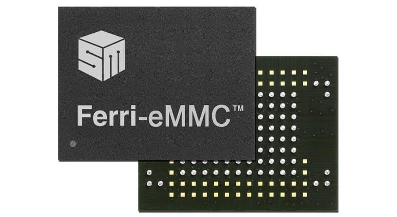 Что такое eMMC и почему его путают с SSD?