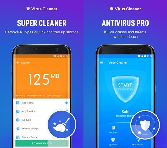 Лучшие приложения для очистки и оптимизации Android