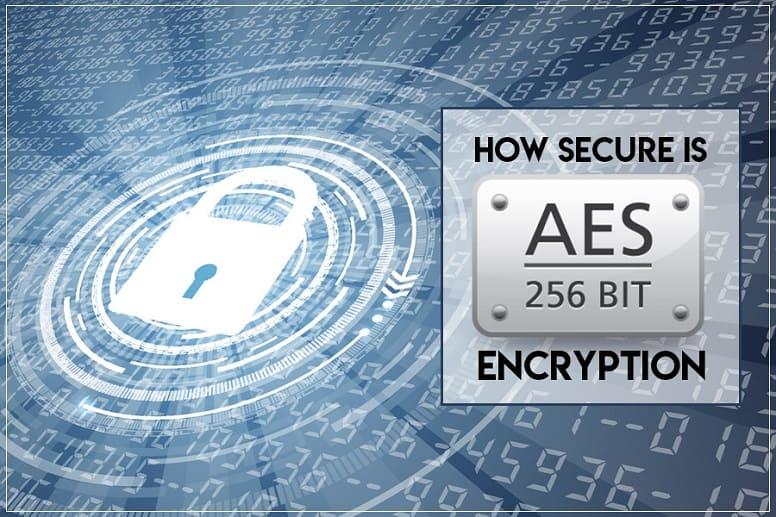 Насколько безопасен военный алгоритм шифрования AES-256?