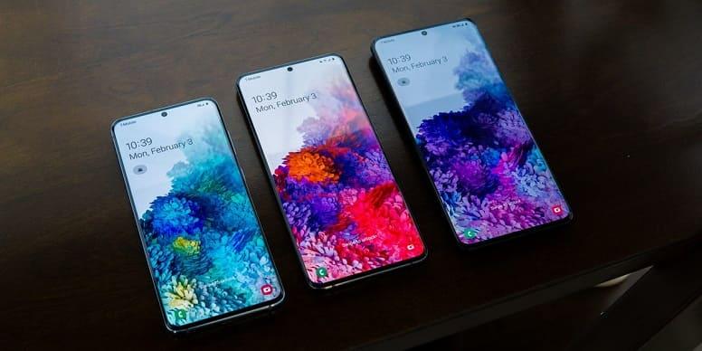 Samsung Galaxy S20 и 8K: фото и видео занимают почти в два раза меньше места