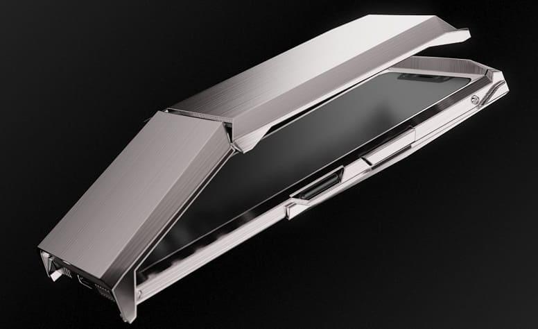 Caviar Cyberphone - бронированная версия iPhone за космическую сумму