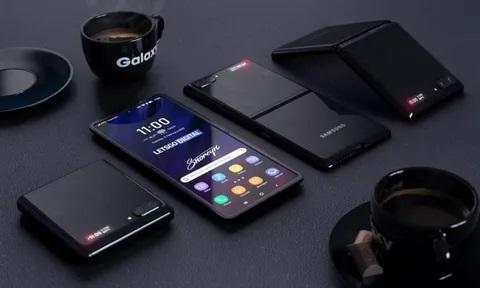 Премьера Galaxy Z Flip