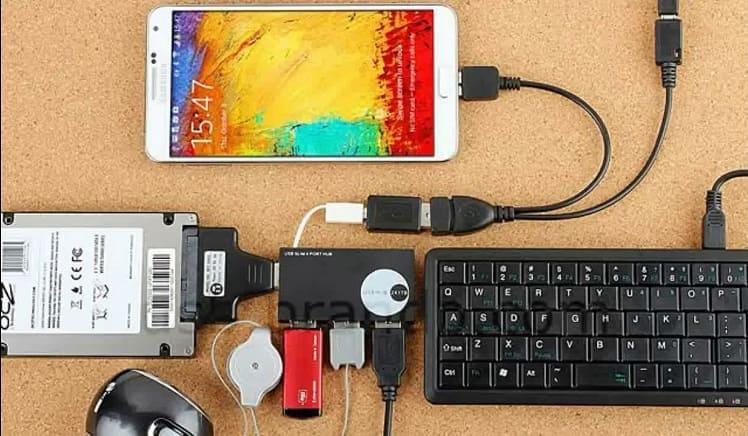 5 способов использования OTG на Android: