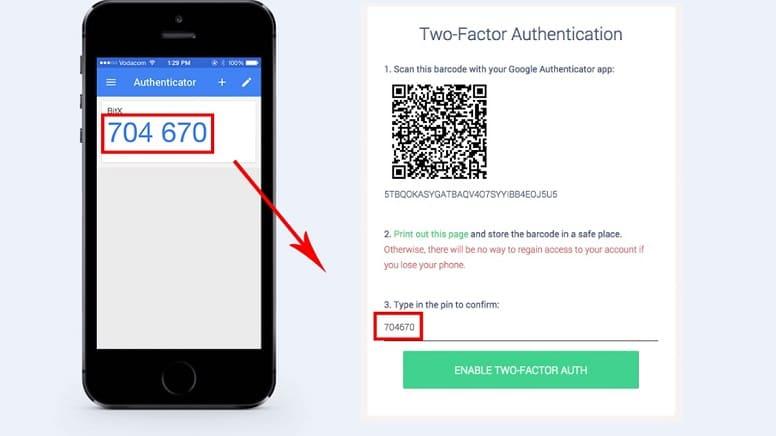 Лучшие приложения 2FA для защиты крипто-счетов