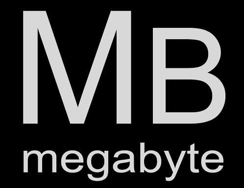 Что такое мегабайт?