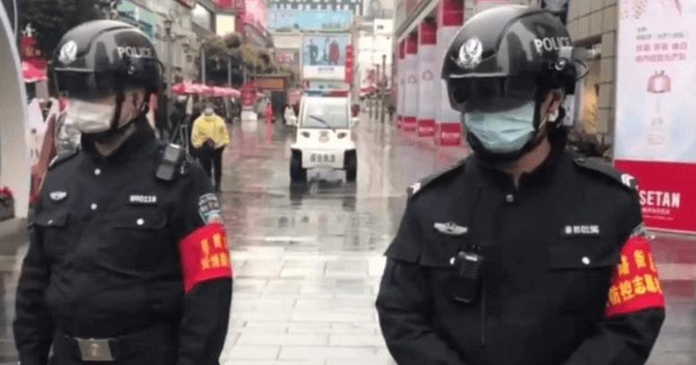 AR помогает полиции