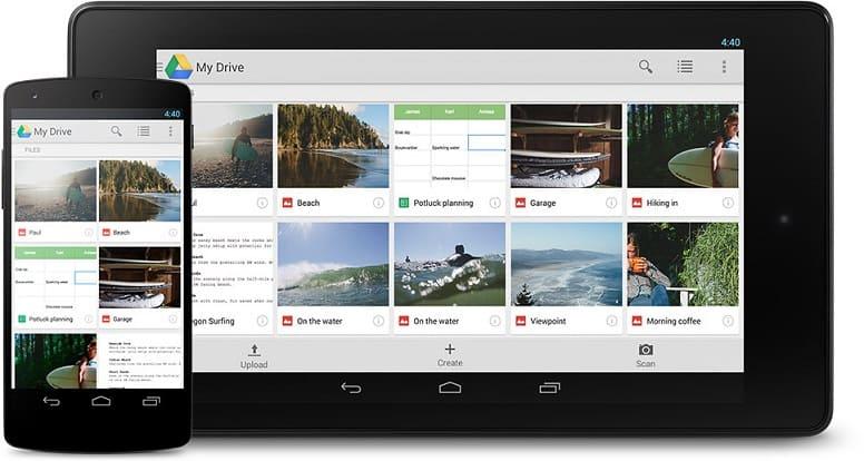 Насколько безопасен Google Drive