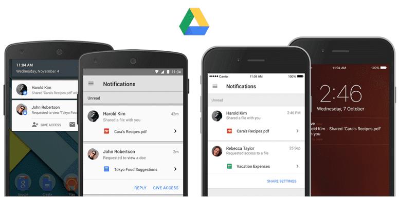 Краткое введение в Google Drive