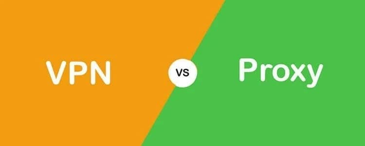 Основные различия между прокси и VPN