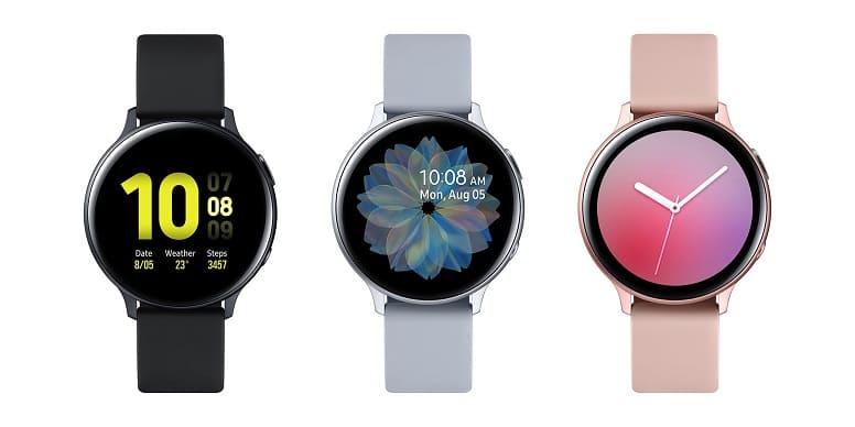 Galaxy Watch Active 2 предложит функцию измерения артериального давления