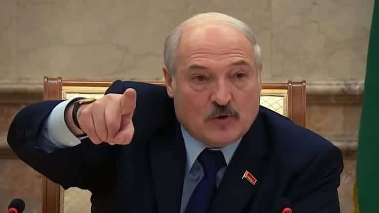 Беларусь отказалась от проведения коронавирусного теста.