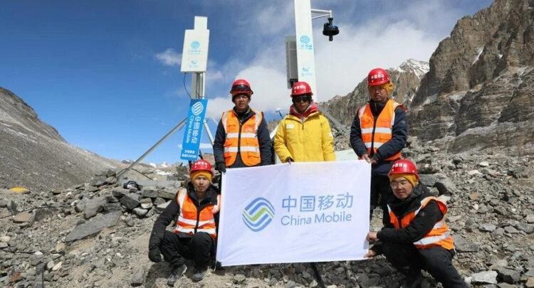 Сеть 5G уже окутывает всю планету. Первые вышки были установлены на Эвересте.
