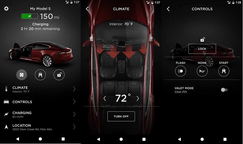 Tesla IOT