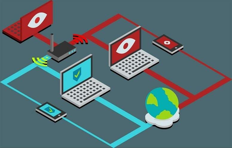 Децентрализованная VPN
