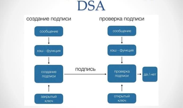 Что такое DSA?