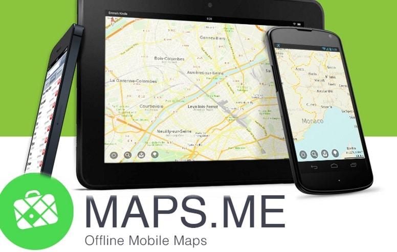 9 лучших и бесплатных оффлайн GPS-приложений для Android