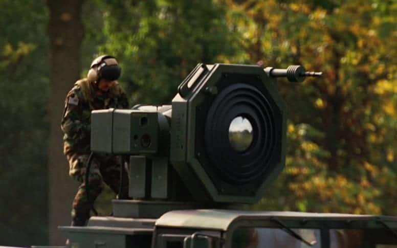 Технология 5G работает также, как военное оружие ADS