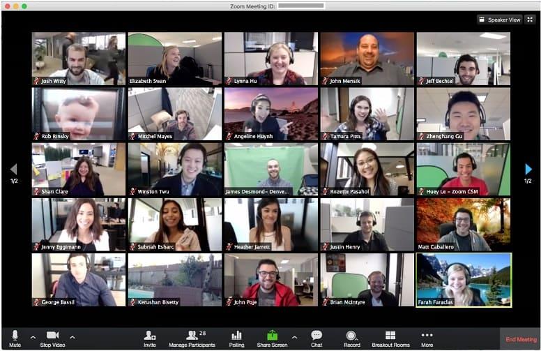 10 шагов для безопасной видеоконференции