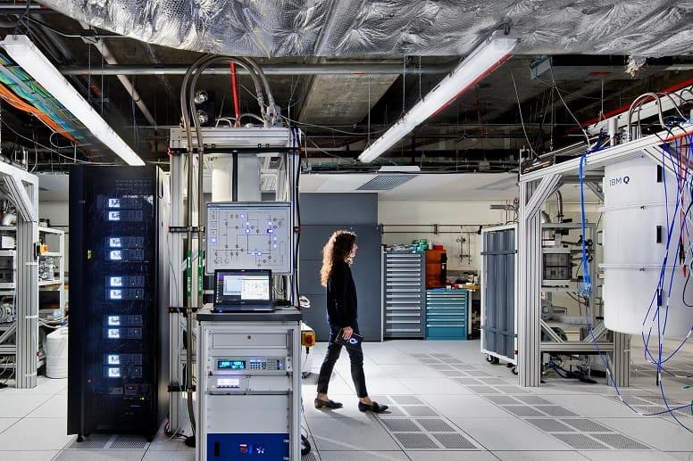Квантовый компьютер IBM