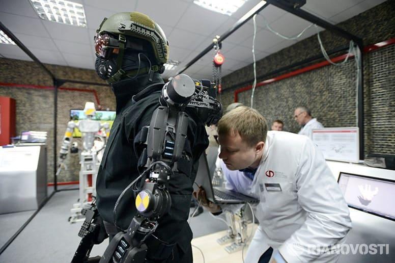 Россия готовит роботов-солдат, которые заменят людей
