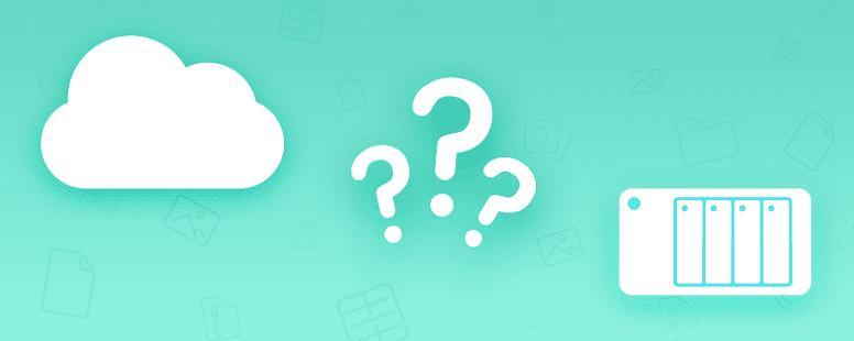 NAS vs облачное хранилище: что лучше?