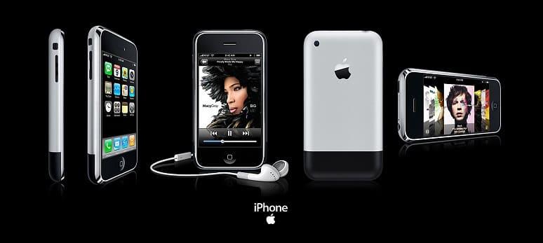 Сенсорный экран - величайшая революция Apple