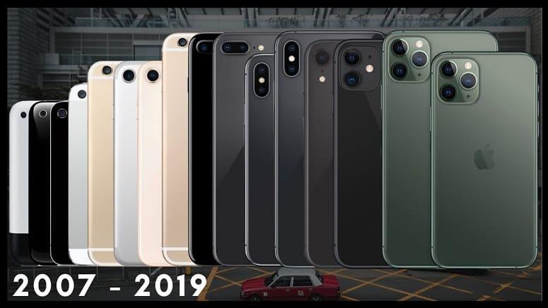 Поколения iPhone