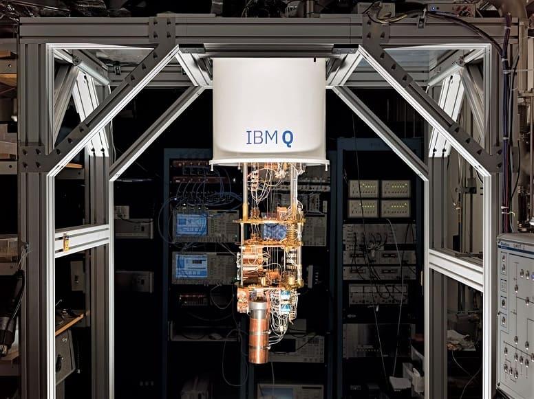 IBM предлагает 18 квантовых компьютеров