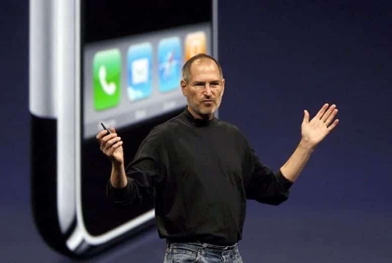 Стив Джобс презентация 2007 года
