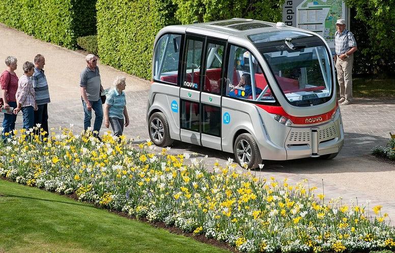 Автономный транспорт