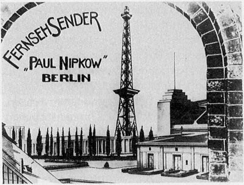 "Fernsehsender ""Paul Nipkow"""