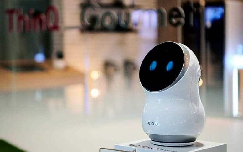 Робот CLOi от LG