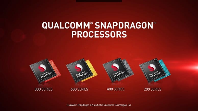 Процессоры Snapdragon