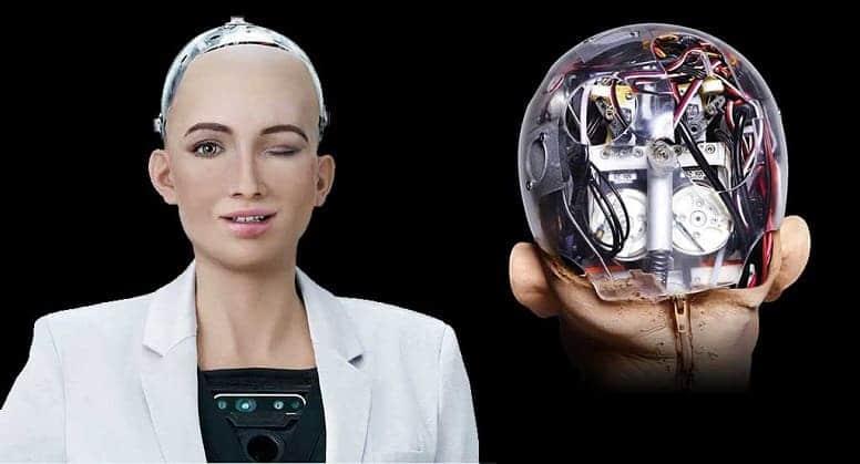 София - робот, который хочет уничтожить человечество