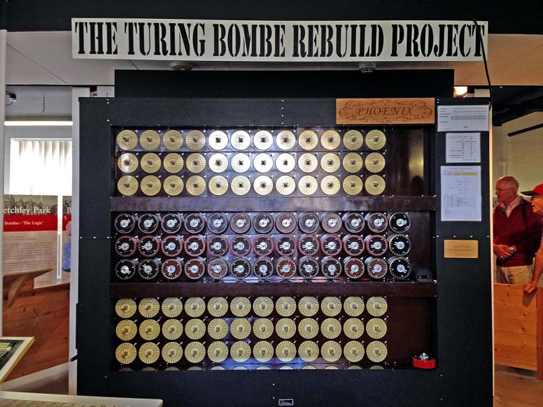 "Тьюринг - ""Bombe"""