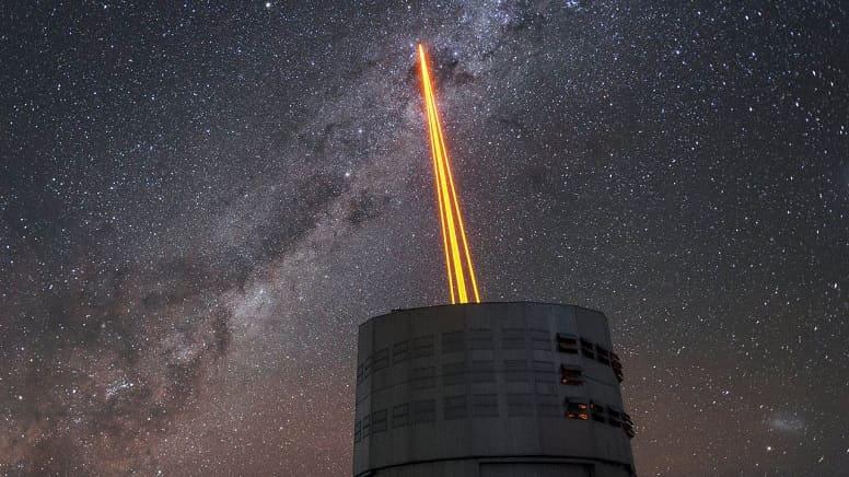 Лазеры будут создавать дыры в облаках для высокоскоростной связи будущего