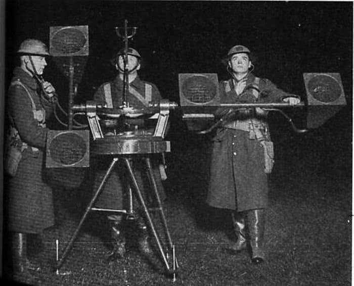 Краткая история сканеров частот