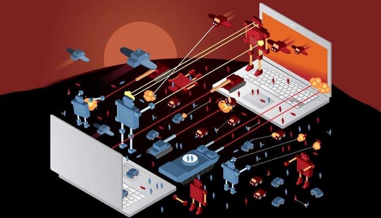 Кибер-война. Как она выглядит изнутри и какие методы используют государственные хакеры?