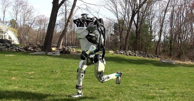 Atlas Робот