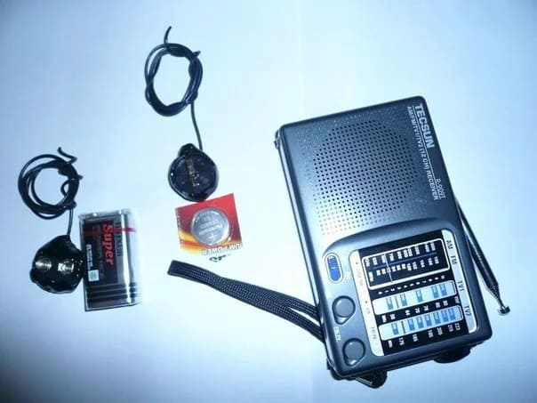 Радио жучки
