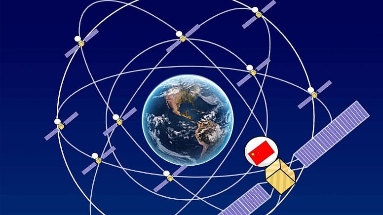 Китайская альтернатива GPS-навигации теперь полностью функциональна. Проект BeiDou завершен.