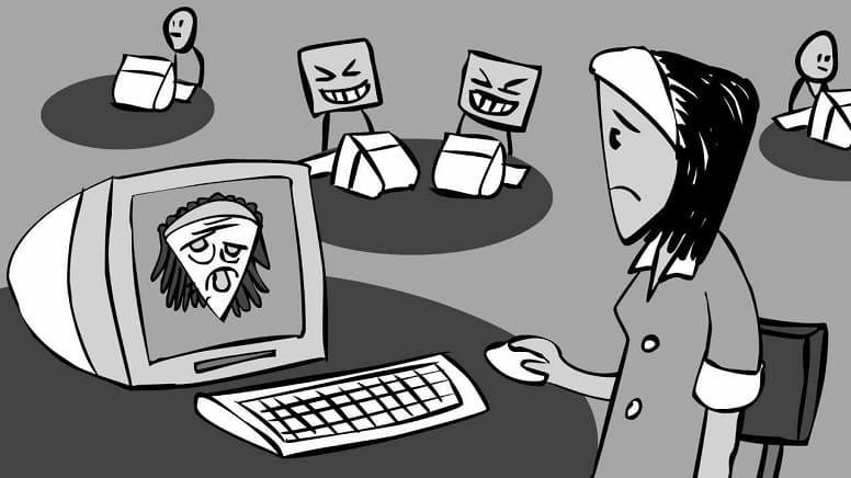 Что такое киберзапугивание? Как киберпреступники могут использовать социальные сети для атак на жертву?